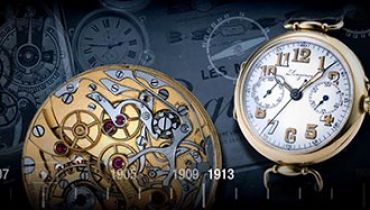 LONGINES Chronograph Tradition